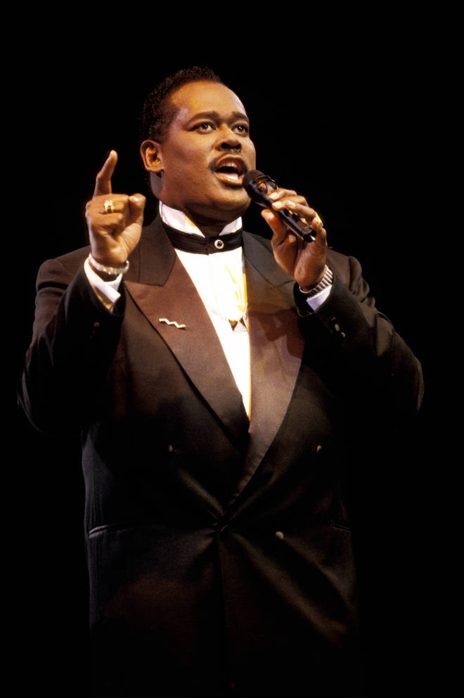 After leaving the group Change, Luther Vandross released his debut album Never Too Much in 1981, and went on to have a string of hits.