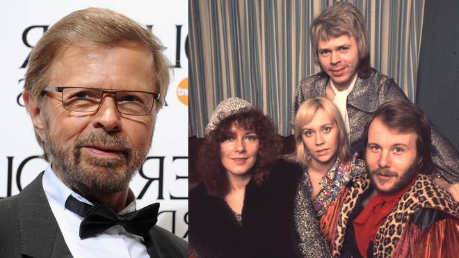 Björn Ulvaeus has announced ABBA has no plans for a film about their lives and he doesn't like the idea of 'someone playing him'.