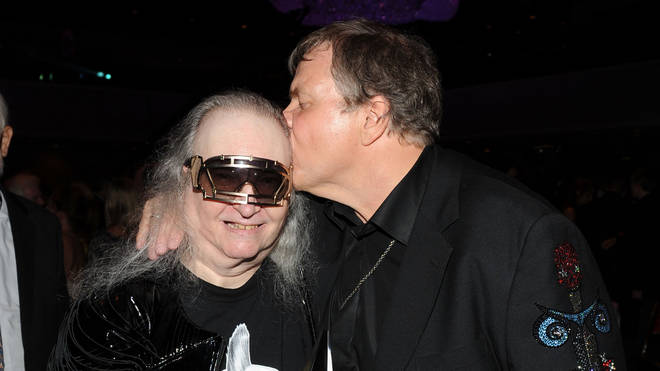 Meat Loaf and Jim Steinman in 2012