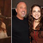 Billy Joel and his daughter Alexa Ray
