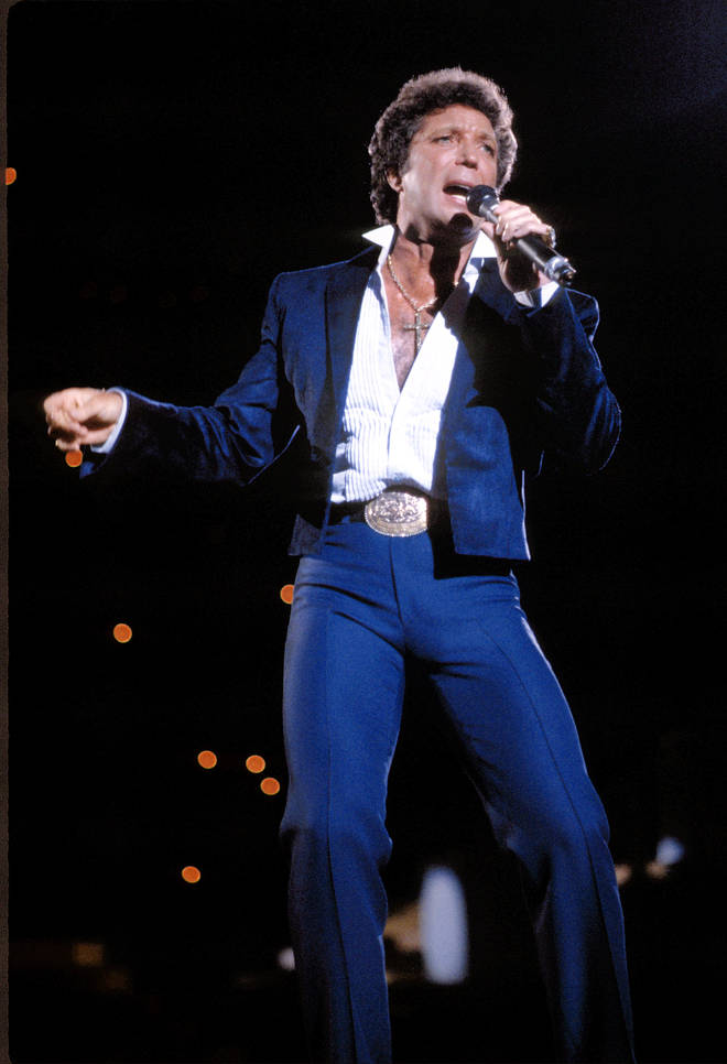 New song 'I'm Growing Old' - a checklist of physical changes with age - has been in the works for over 50 years, after Tom Jones was first about the track when he was just 32-years-old. (Pictured in 1984)