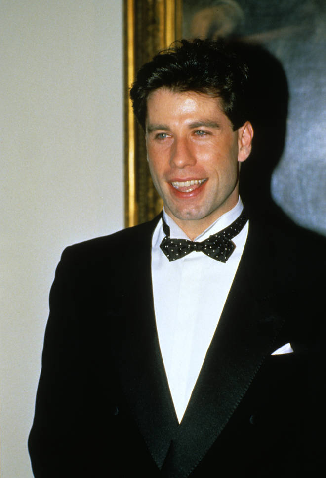 """""""Introducing myself to Diana in the proper way, conveying assurance, and asking her to be my dance partner was a complicated mission,"""" John Travolta said. Pictured on the night in question at the White House in 1985."""