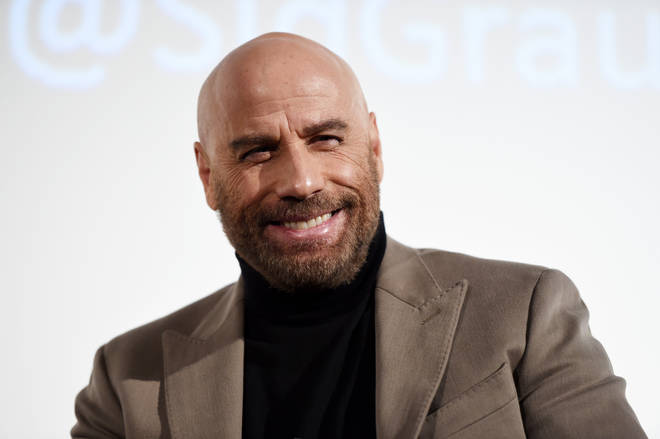 """""""[Dancing with Princess Diana] was one of the highlights of my life, so that's probably the best moment of the eighties,"""" says John Travolta (pictured in 2020)"""