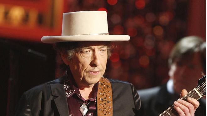Bob Dylan in 2009