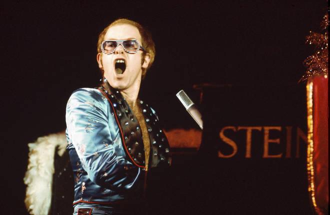 'I'm Still Standing became a huge hot for Elton John in 1983.