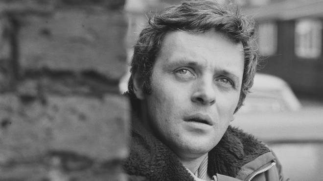 Anthony Hopkins in 1971