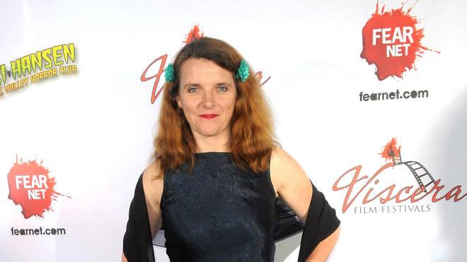 Abigail Hopkins in 2012