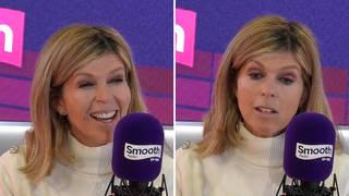 Kate Garraway speaks to Jenni Falconer