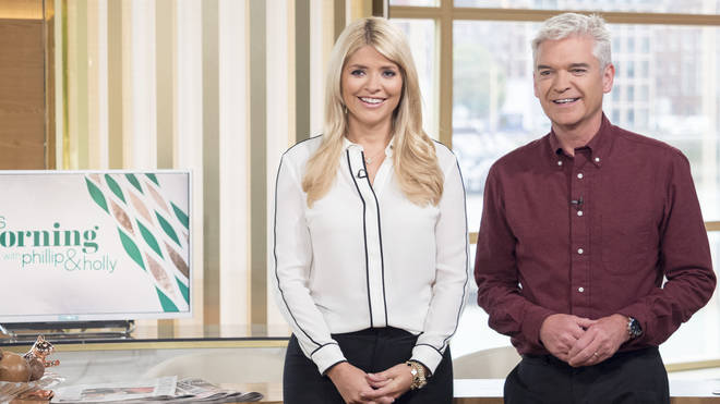 Holly and Phil have hosted This Morning together since 2009