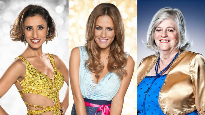 Anita Rani, Caroline Flack and Ann Widdecombe will return to Strictly