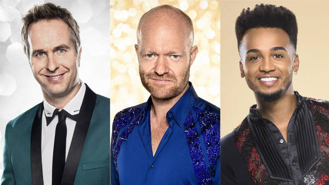 Michael Vaughan, Jake Wood and Aston Merrygold will return to Strictly
