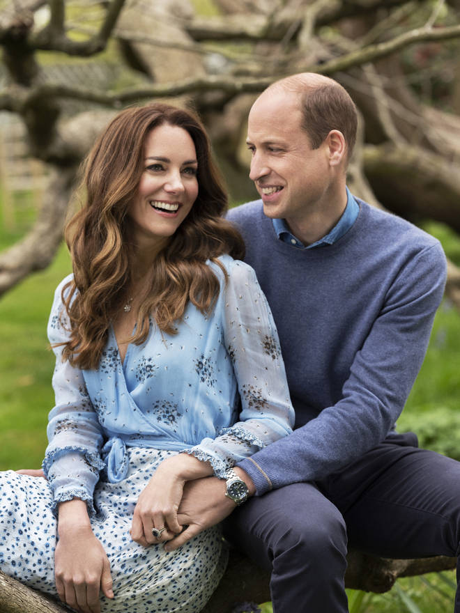 The loved up pair laugh and hold hands in the unusually intimate photos, perhaps a sign of how comfortable they now are in the public eye after ten years of marriage.