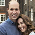 The Duke and Duchess of Cambridge have marked their tenth anniversary by releasing photos of them embracing in the grounds of Kensington Palace this week taken by photographer Chris Floyd.