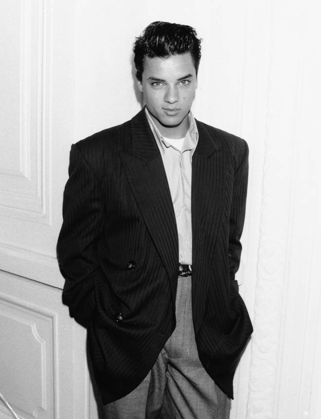 Madonna worked closely with Nick Kamen in the 1980's and the two struck up a friendship and were often pictured together in private and at parties.