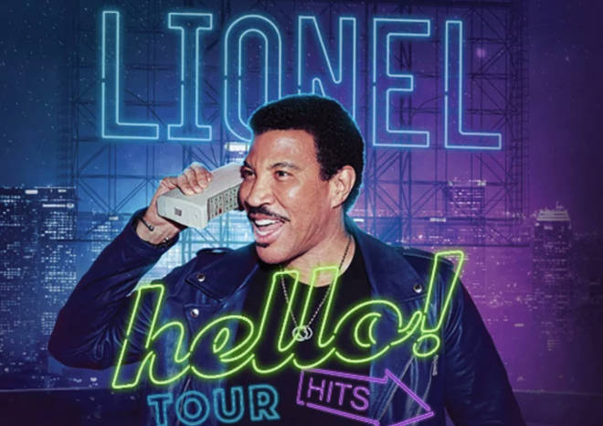 Lionel Richie has announced new dates for his jam-packed UK and European tour in the summer of 2022.
