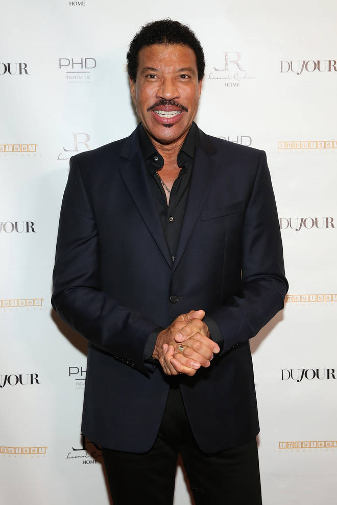 Lionel Richie's 'Hello Tour' has been postponed three times due to the coronavirus pandemic. Richie pictured in 2015.