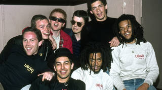 UB40 drummer Jimmy Brown says MI5 spooks monitored the group at the height of their fame in the 1980s.