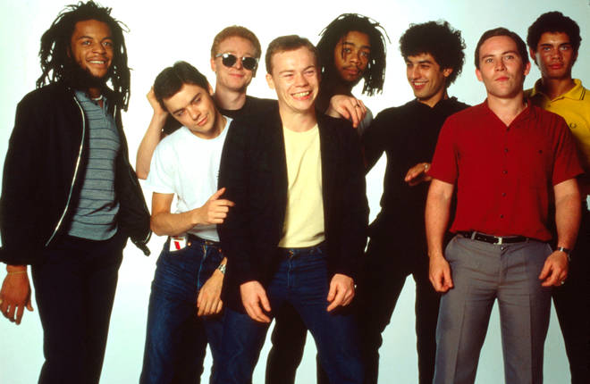 UB40 are one of the most popular bands of all time. Their brand of reggae-pop fusion was a huge success in the 1970s to the 1990s.