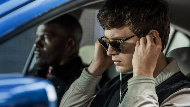 Ansel Elgort in Baby Driver