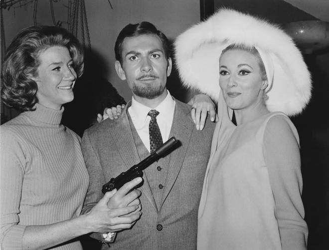 Sources say Neil died from a long illness on May 10, with close friend Steve Begg being the first to share the news on Facebook. Pictured, Neil Connery in 1966.