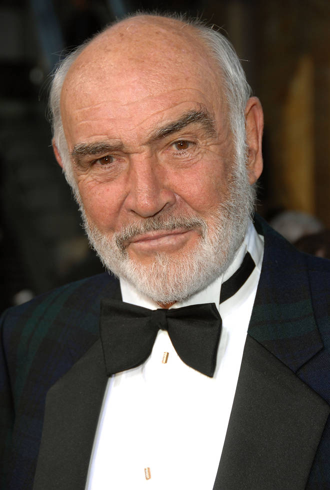 Sean Connery died on October 31, 2020 in the Bahamas aged 90. He died in his sleep from heart failure due to pneumonia.