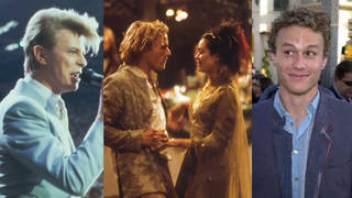 Heath Ledger was the one to suggest David Bowie's 'Golden Years' in the famous dance scene from the 2001 hit movie 'A Knight's Tale'