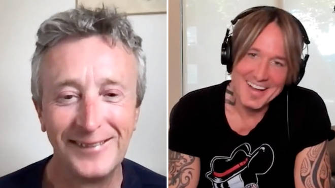 Keith Urban chats to Smooth Country's Eamonn Kelly