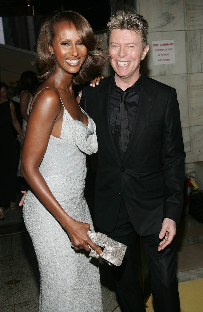 David Bowie and iman were inseparable for 23 years until Bowie's untimely death from live cancer in 2016.