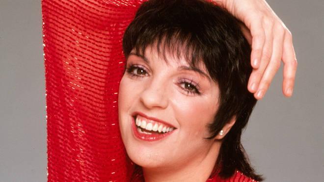 Liza Minnelli in 1983