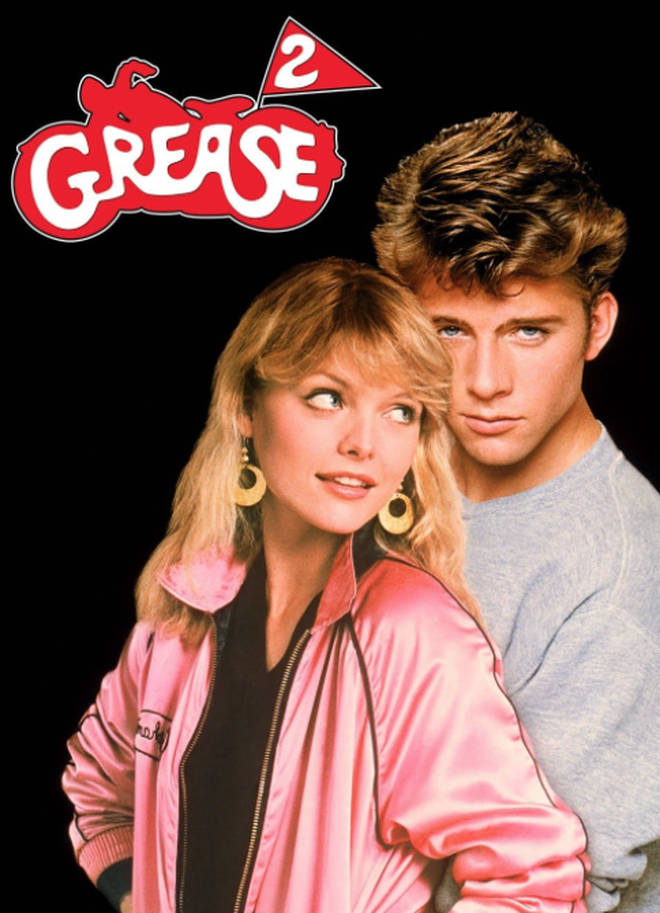 Shocking X-rated wardrobe malfunction in Grease 2 movie spotted 39 years after its... - Smooth