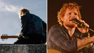 Ed Sheeran is teasing his brand new album