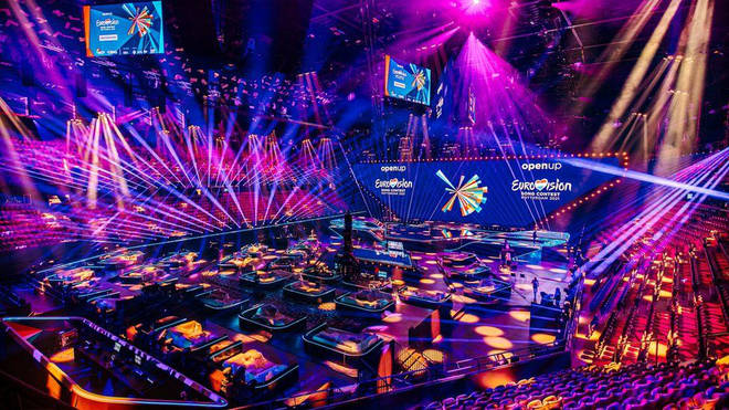 This year's Eurovision Song Contest is taking place in Rotterdam