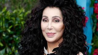 Cher in 2018