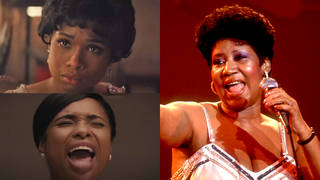 The film will cover Aretha Franklin's life, with the lead role played by Jennifer Hudson, from her early years to her emergence as The Queen of Soul.
