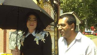 Michael Jackson and Martin Bashir