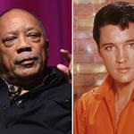 Quincy Jones accused Elvis Presley of being a 'racist' when he met him many years ago