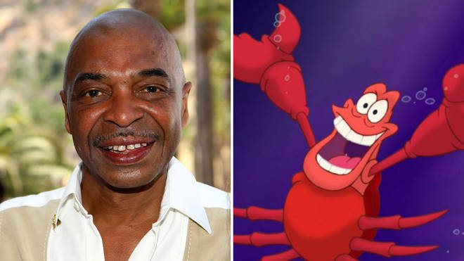 The Little Mermaid's Sebastian actor Samuel E Wright has died, aged 74