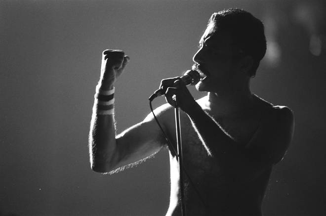 'Barcelona', co-written by Freddie and Mike Moran, highlighted the Queen frontman's love of opera and had been a lifelong dream for the flamboyant star.
