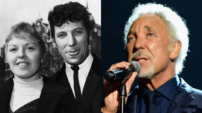 Sir Tom Jones may have been a sex symbol throughout his career but there was only one true love of his life, the star's late wife Linda (left, pictured together in 1965).