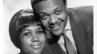 Aretha And Ted White in 1961
