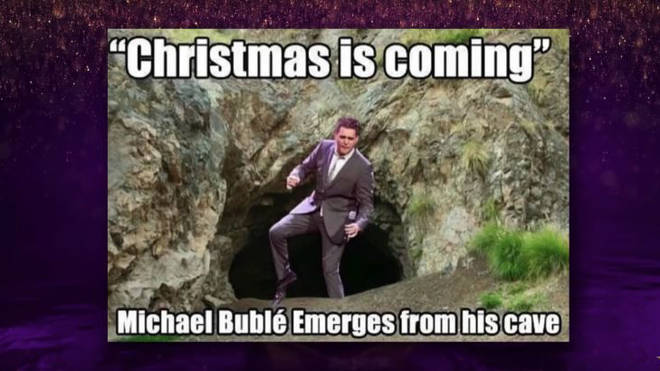 Michael Buble meme
