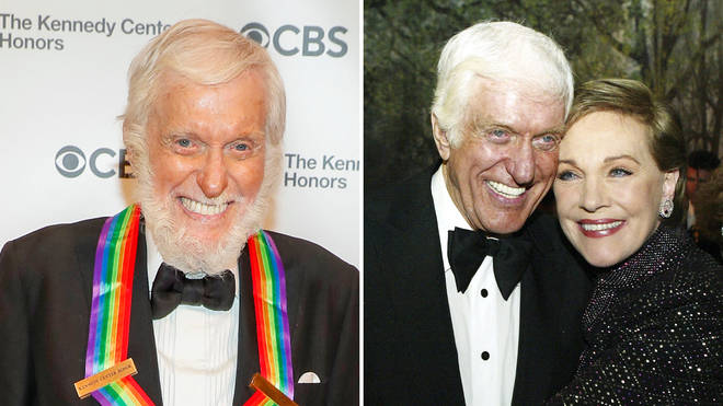 Julie Andrews gives lovely tribute to 'Mary Poppins' co-star Dick Van Dyke at Kennedy Center Honors