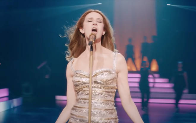 Simply entitled Aline, the film was previously going to be called The Power of Love, with permission granted by Celine Dion herself, however the new title has left fans baffled.
