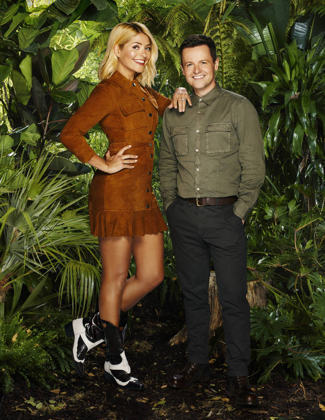 Holly Willoughby will be joining Declan Donnelly for this year's series