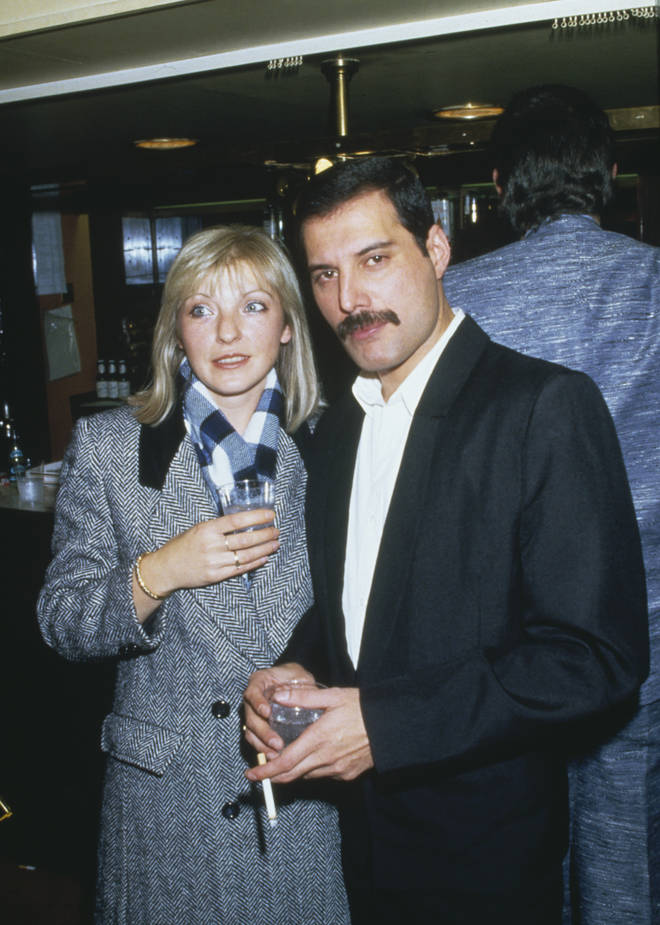 """Freddie Mercury later said of his relationship with Mary: """"Our love affair ended in tears, but a deep bond grew out of it, and that's something nobody can take away from us."""