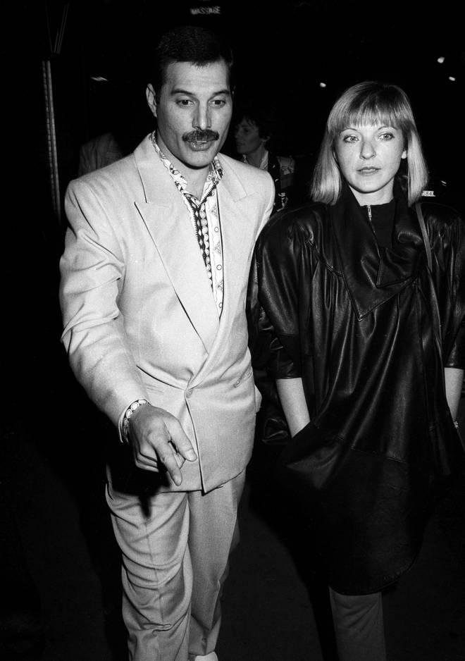 """When Freddie's mother Jer was asked by The Telegraph if she approved of her son leaving most of his estate to Mary, she said firmly: """"Why not? She was just like family to us and still is."""""""