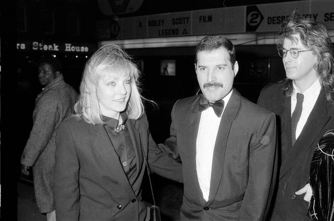 """Mary Austin later spoke out about how she struggled to come to terms with Freddie's death, telling OK! in a rare interview in 2000: """"It was the loneliest and most difficult time of my life after Freddie died."""