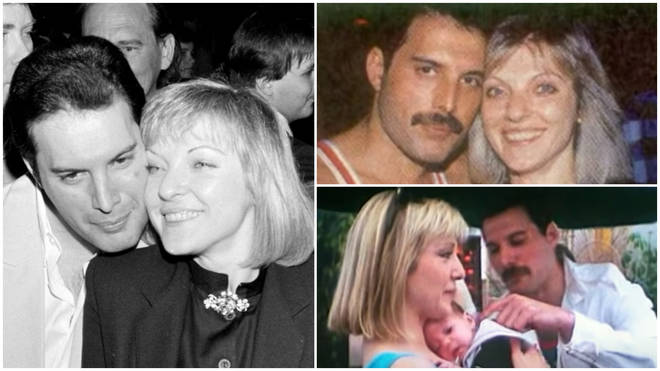 Freddie Mercury and Mary Austin's love story is one that has gone down in history and a video of the pair in private gives more insight into their unique relationship.