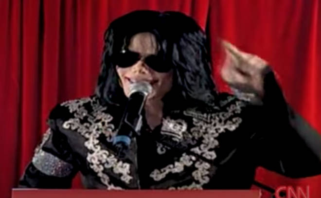 """The crowd then began chanting 'This Is It' and Michael responds to this by chanting along with them """"This is it! This is it!"""" Michael Jackson cried."""