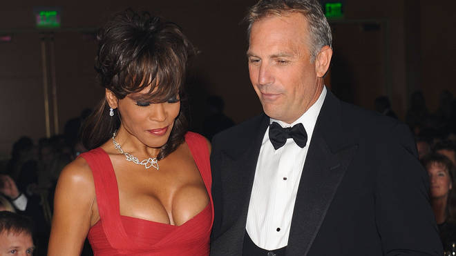 Kevin and Whitney in 2008